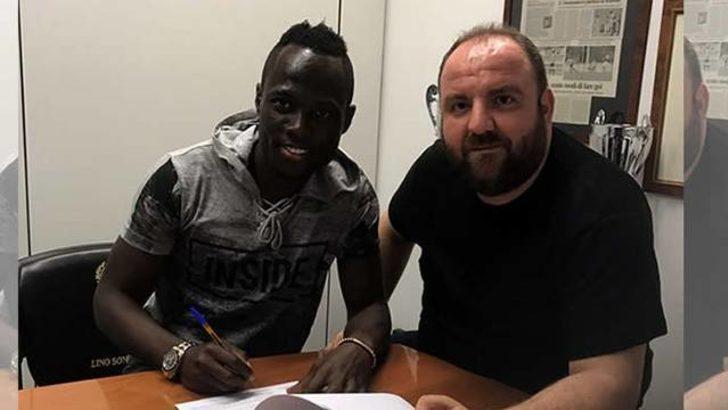 Bursaspor Badu'yu 1 yıllığına kiraladı