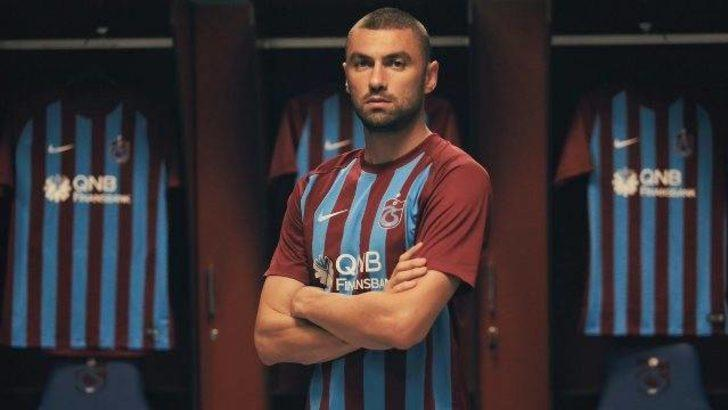 Burak Yılmaz: 'Trabzon'a gelirken tedirgindim ve...'