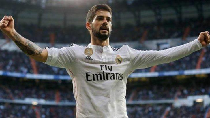 Real Madrid'den Isco için 700 milyon euro
