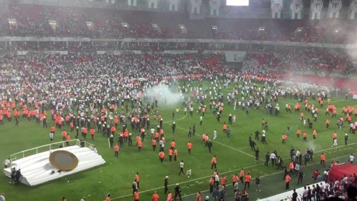 Tahkim Kurulu'ndan Beşiktaş'a kötü haber
