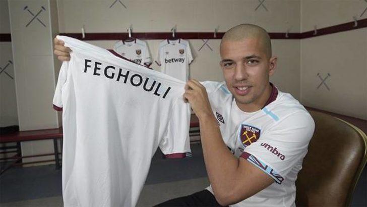 Galatasaray'ın yeni transferi Feghouli yarın İstanbul'a geliyor