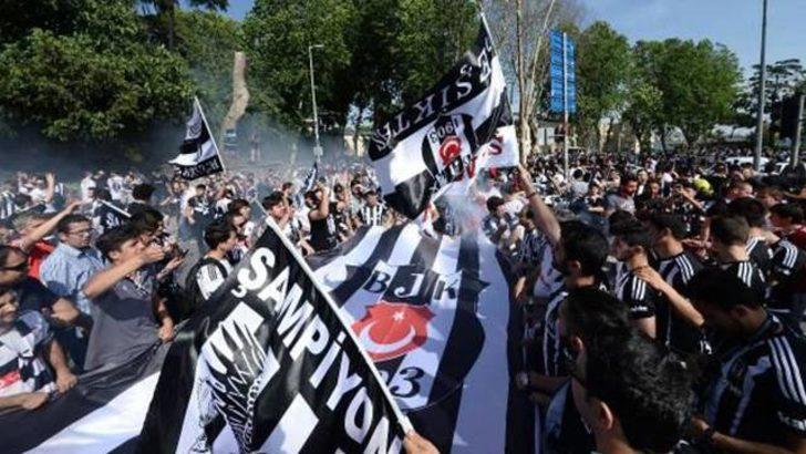Beşiktaş taraftarı takıma Dolmabahçe'de destek verecek