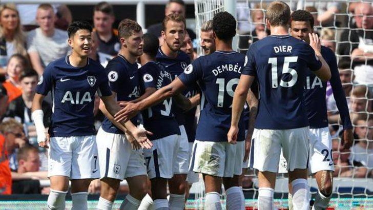 Newcastle United 0 - 2 Tottenham