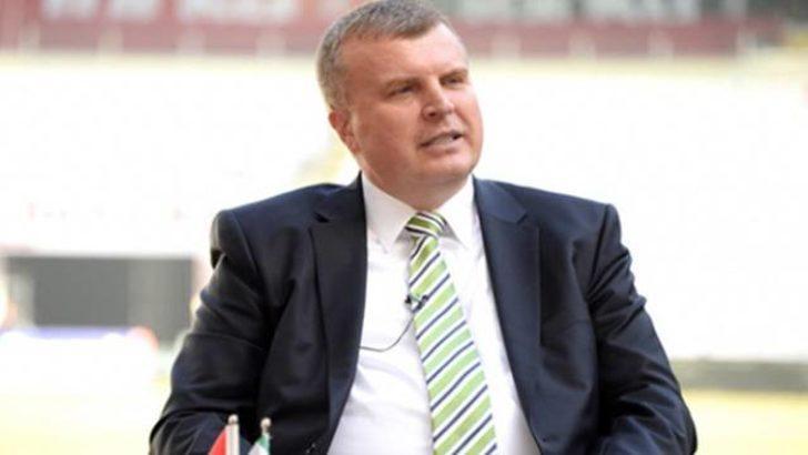 Atiker Konyaspor Başkanı Ahmet Şan görevinden istifa etti