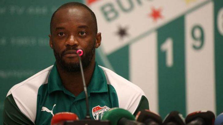 Bursaspor'da Ekoko imzayı attı!