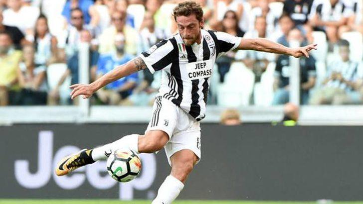 Juventuslu Marchisio 3-4 hafta sahalardan uzak kalacak