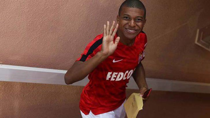 PSG Mbappe için Monaco'yla 180 milyon euroya anlaştı