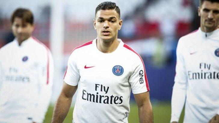PSG Hatem Ben Arfa'yı U21 takımına gönderdi