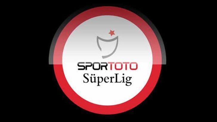 Spor Toto Süper Lig'de 4. haftanın hakemleri açıklandı