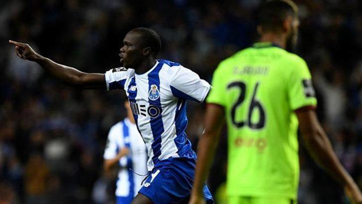 Aboubakar Porto'da 5 haftada 5 gol attı