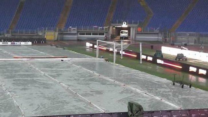 İtalya'da Lazio-Milan maçı ertelendi