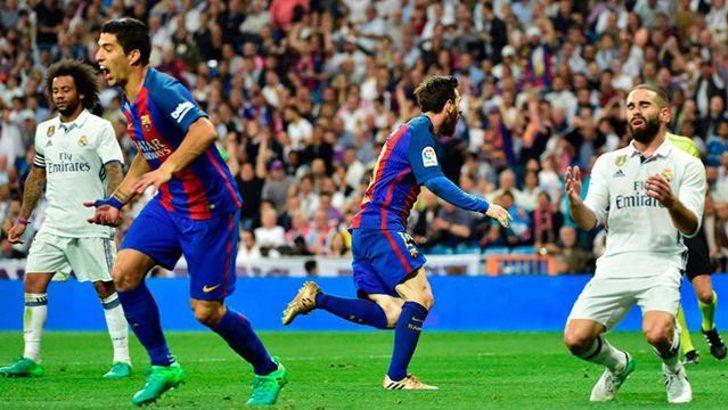 La Liga'daki ilk El Clasico gündüz oynanacak