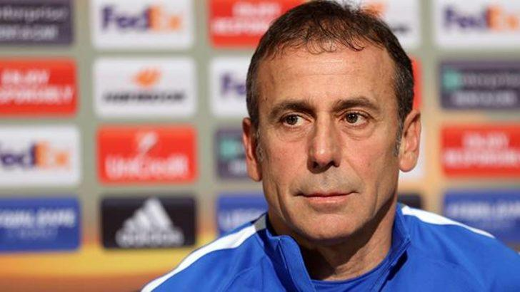 Abdullah Avcı UEFA Avrupa Ligi'ndeki hedeflerini açıkladı
