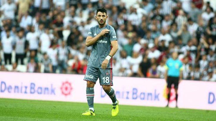 Beşiktaş'ta Tolgay Arslan Porto maçı kadrosundan çıkarıldı