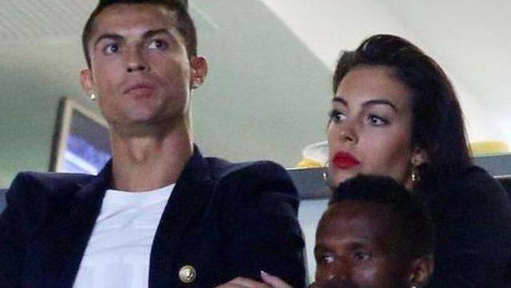 Cristiano Ronaldo'dan nişan yüzüğüne servet