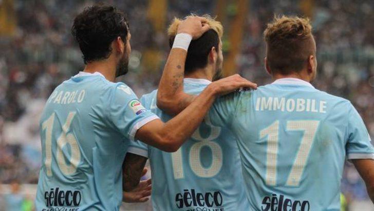 Lazio 6 - 1 Sassuolo
