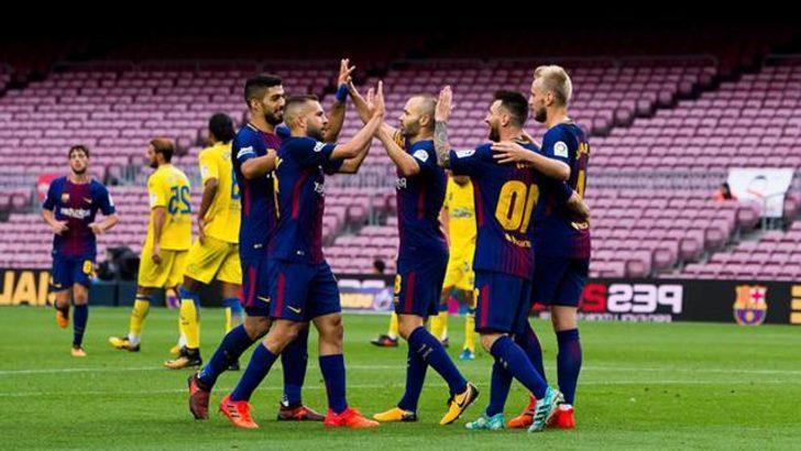 Barcelona'ya Rusya 2. Ligi'nden teklif