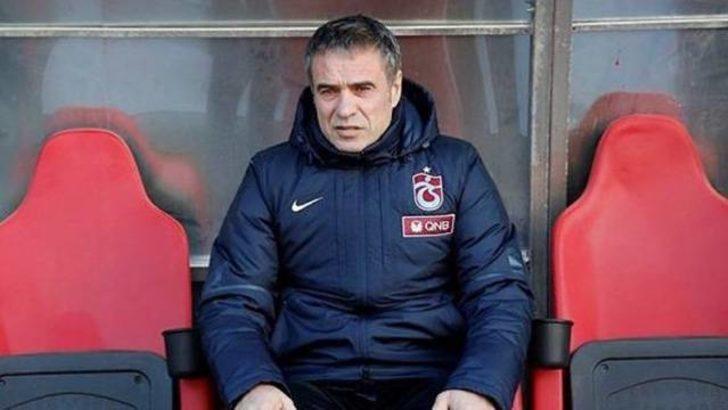 Ersun Yanal: 'Burak Yılmaz Trabzonspor'a geldiğinden beri sakat sakat oynuyor'