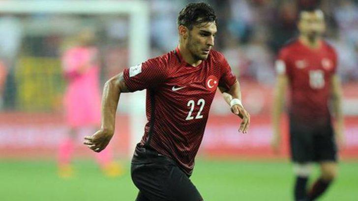 Beşiktaşlı yöneticiler Kaan Ayhan'ın menajeriyle görüştü