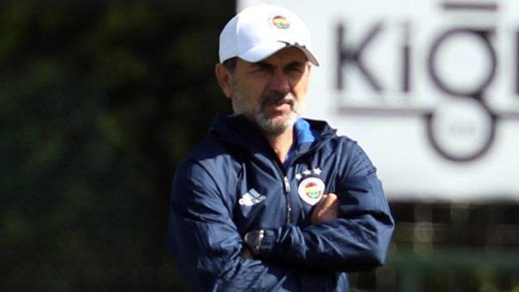 Aykut Kocaman: Şu anda rakibiniz Galatasaray değil