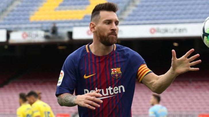 Lionel Messi'ye çılgın teklif