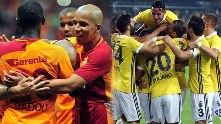 Galatasaray-Fenerbahçe derbisinde tarihte ilk kez ilk 11'lerde 3 Türk oyuncu olacak