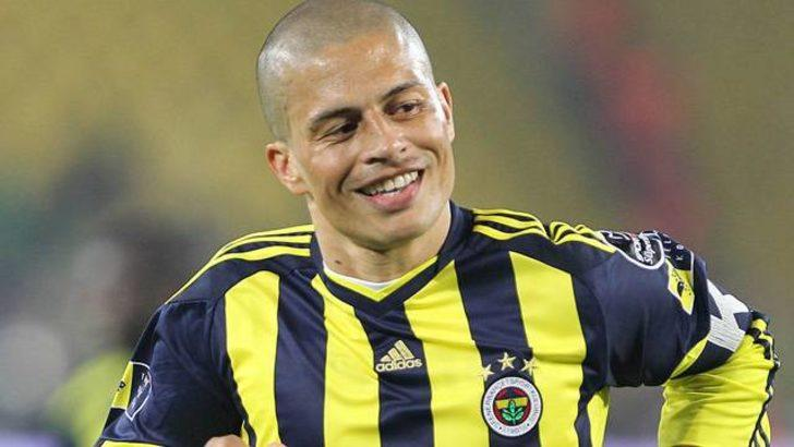 Alex de Souza'dan Galatasaray mesajı