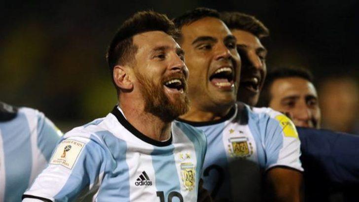 IŞİD Rusya'yı Messi ile tehdit etti
