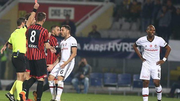 TFF, Beşiktaş'ın Babel için Tahkim'e gitmediğini yazdı