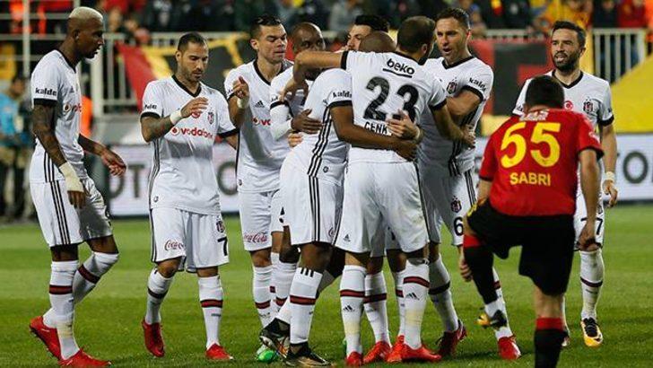 Göztepe 1 - 3 Beşiktaş