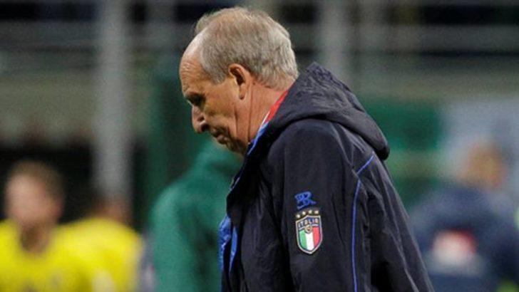 İtalya'da Gian Piero Ventura istifa etti