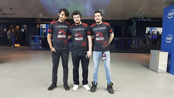 Team Boğaziçi Dreamhack finaline çıktı
