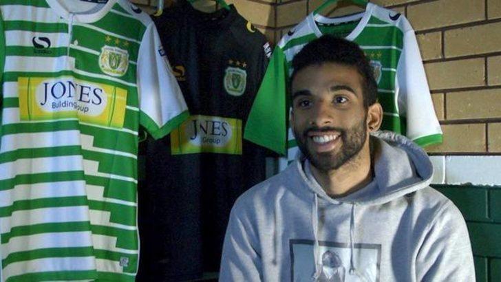 Yeovil Town yeni transferini Tinder'dan açıkladı!