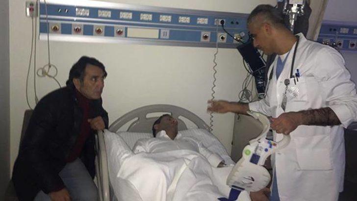 Evkur Yeni Malatyaspor Başkanı Adil Gevrek kaza geçirdi