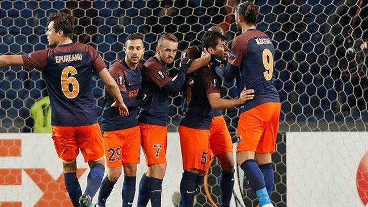 Medipol Başakşehir 2 - 1 Braga