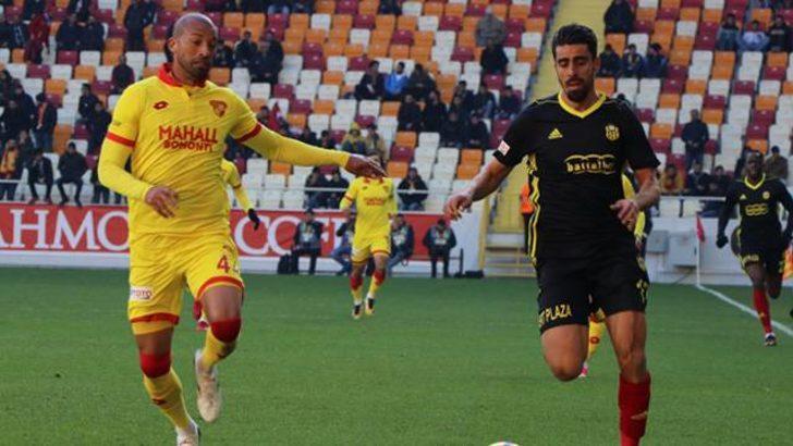 Yeni Malatyaspor 2-3 Göztepe