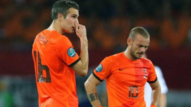 Hollanda futbolu şokta