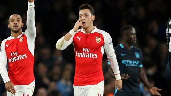Mesut Özil'den şaşırtan İsmail YK kararı