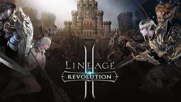 Lineage 2: Revolution'a dev güncelleme geldi