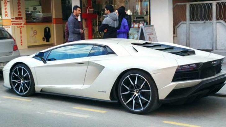 Kenan Sofuoğlu'nun yeni arabası