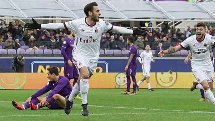 Fiorentina 1 - 1 Milan