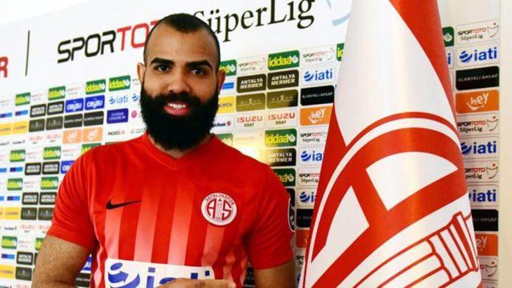 Antalyasporlu Sandro, Benevento'ya gidiyor