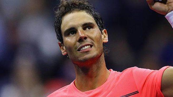 Rafael Nadal'dan Türkiye'ye anlamlı mesaj