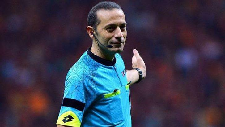 Cüneyt Çakır: 'Şike teklifi hiç almadım'