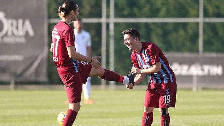Trabzonspor 2 - 1 Luftetari