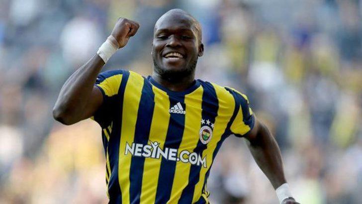 Bursaspor, Moussa Sow'la anlaştı