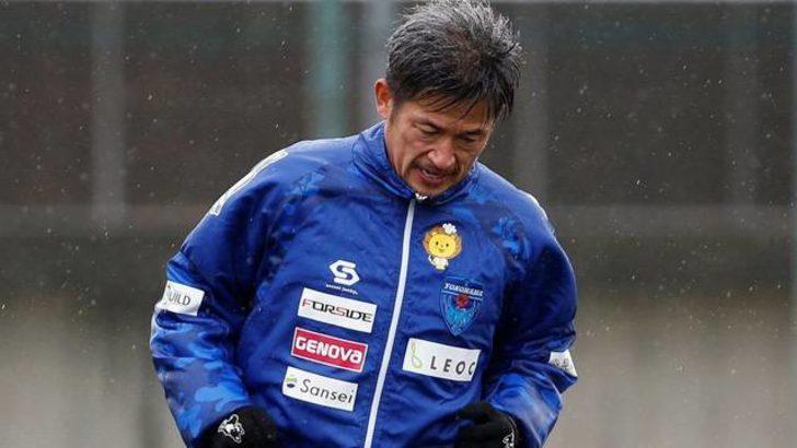 53 yaşındaki Kazuyoshi Miura sözleşmesini uzattı