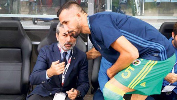 Aykut Kocaman'dan Mehmet Topal kararı