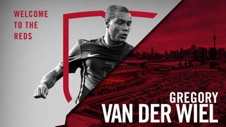 Gregory van der Wiel, Toronto FC'de!