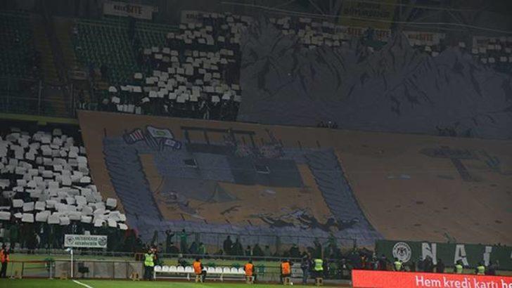 Konyaspor'dan Mehmetçik'e dev destek!